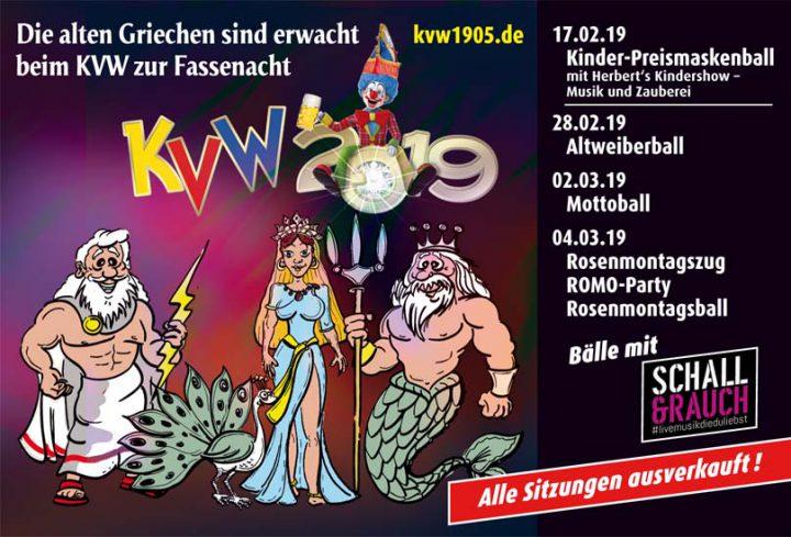 KVW 2019