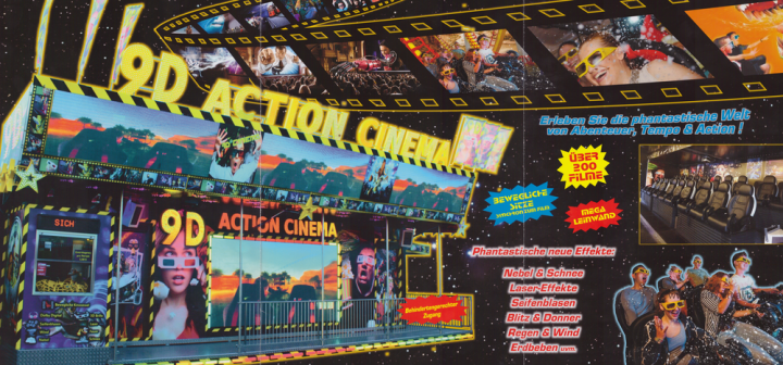 9D Action Cinema 1