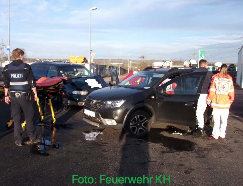 Mainz Unfall Heute